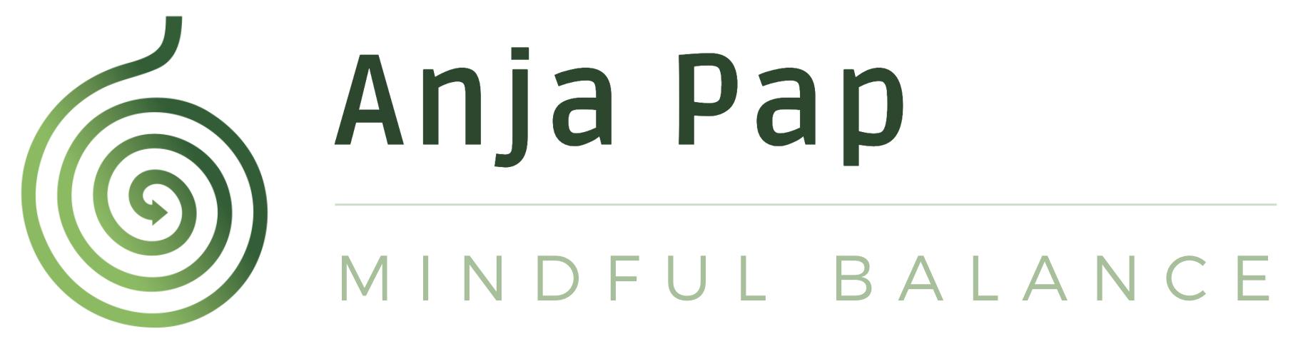 Anja Pap   Mindful Balance